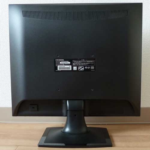 LCD-AD191SEB背面