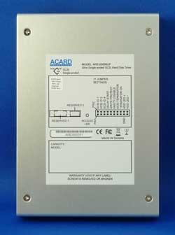 ACARD Technology ARS-2000SUP カバーを装着状態
