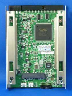 ACARD Technology ARS-2000SUP カバーを外したところ