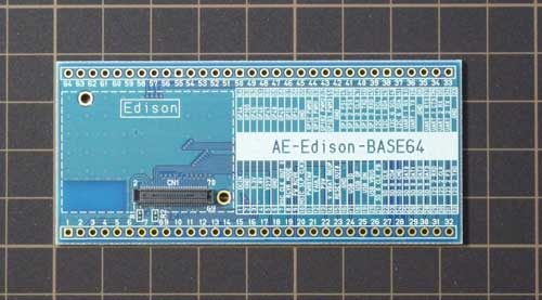 AE-Edison-BASE64の表面