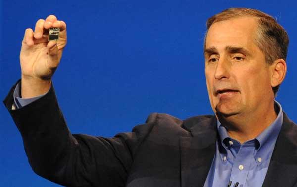 Intel Corporation CEO ブライアン・クルザニッチ氏によるEdisonの発表