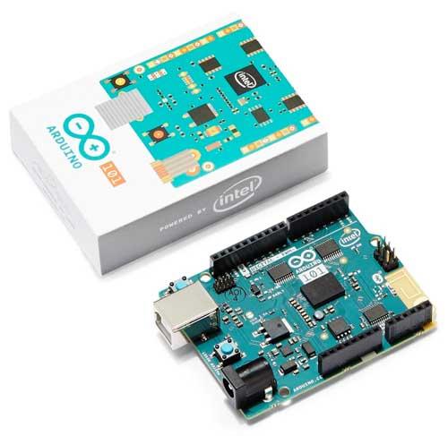 Arduino 101のボードと箱 その2