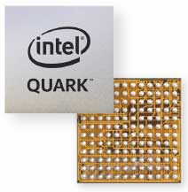 Intel Quark SE microcontrollerのイメージ